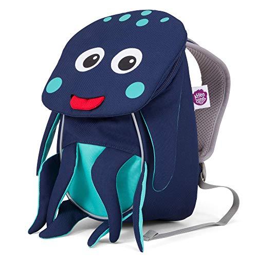 Affenzahn Kinderrucksack für 1-3 Jährige im Kindergarten - Oktopus