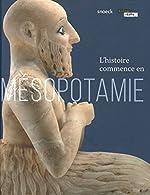 L'histoire commence en Mésopotamie d'Ariane Thomas