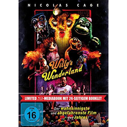 Willys Wonderland LTD. - Mediabook [Blu-ray]