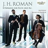 12 Sonatas for Flute and B.C - Musica Ad Rhenum