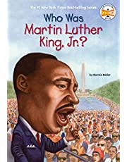 WHO WAS MARTIN LUTHER KING JR (Who HQ)