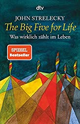 John Strelecky - The Big Five for Life Meistverkaufte Bücher 2019 Bestseller RATGEBER