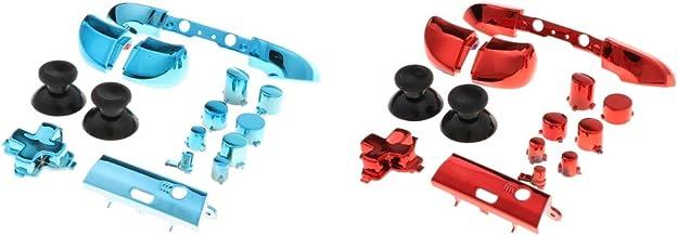 Homyl Botões de Gatilho de 2 Pacotes LB RB Bumpers para Controle Do Xbox One S