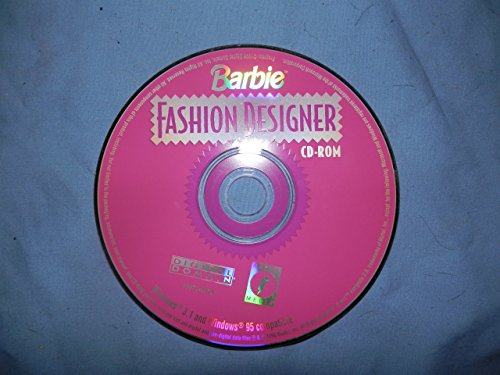 Price comparison product image Barbie Fashion Designer / Game