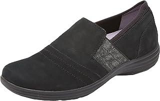 حذاء مسطح حريمي من Aravon Abbey Z-Strap