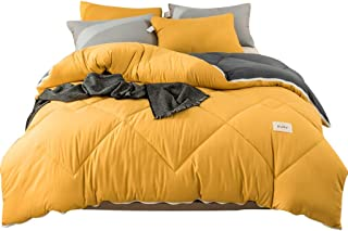 Bassinet Duvets Quilt Winter Quilt Thick Warm Double Quilt 150 200 cm Student Single Dormitory Thick Quilt Spring and Autumn Space Quilt Multi-Purpose Quilt (Color : Yellow, Size : 150×200cm)