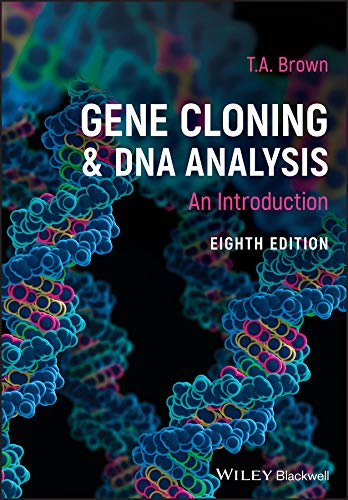 Gene Cloning and DNA Analysis: An Introduction (English Edition)