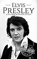 Image: Elvis Presley: A Life From Beginning to End (Biographies of Rock Stars Book 1), by Hourly History (Author). Publication Date: February 20, 2018
