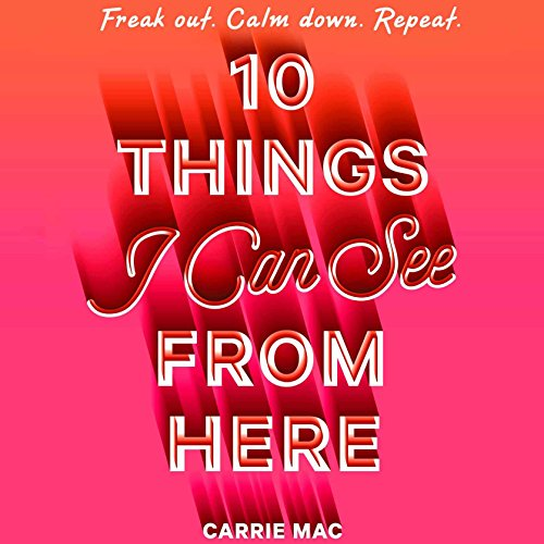 10 Things I Can See From Here audiobook cover art