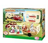Sylvanian Families 5489 The Caravan - Dollhouse Playsets
