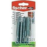 Fischer - Cheville universelle UX 10X60 R S K +vis (Import Allemagne)