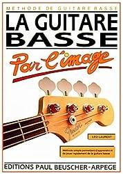 Partition : Methode guitare basse par l\'image Leo Laurent
