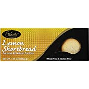 PAMELAS PRODUCTS Lemon Shortbread Cookies, 7.25 OZ