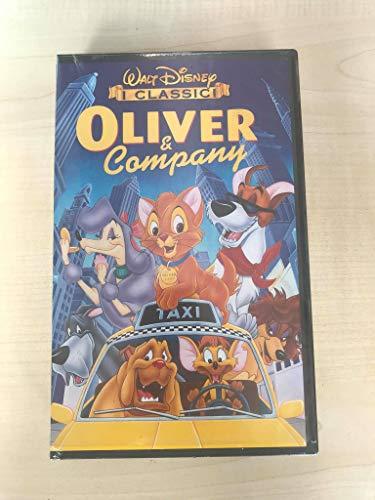 OLIVER & COMPANY - VHS Walt Disney