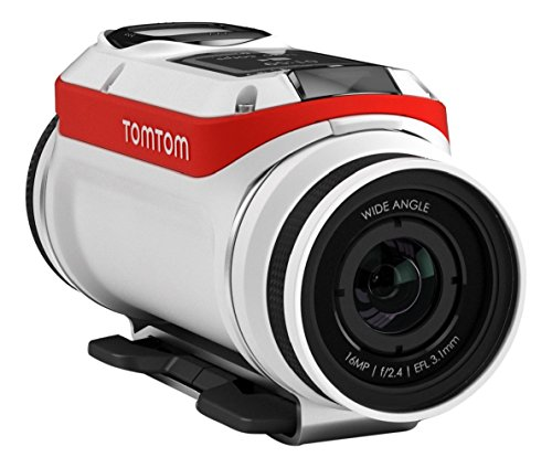 TomTom Bandit 4k Action Video Camera