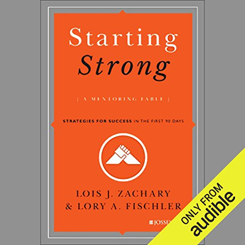 Starting Strong audiobook cover art