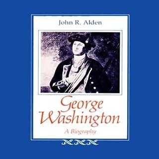 George Washington audiobook cover art