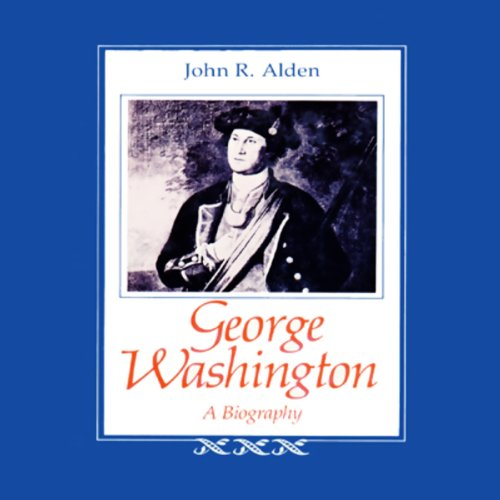 George Washington audiobook cover art