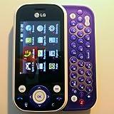 LG KS365 Handy (6,1 cm (2,4 Zoll) Bildschirm, Touchscreen, 2 Megapixel Kamera) lila