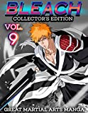 Great Martial arts Manga Bleach Collector's Edition: Deluxe Edition Bleach Vol 9...