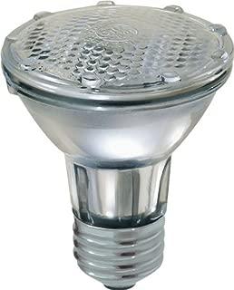 GE Lighting 85476 35-Watt 325-Lumen Track and Recessed PAR20 Halogen Light Bulb, Clear