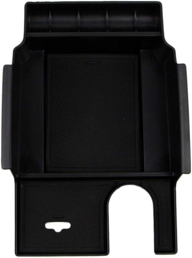 Color Name : Black Accesorios de auto XUNGED Reposabrazos Central De Almacenamiento De Caja En Forma For El Lexus RX450h RX200T RX350 RX AL20 2016