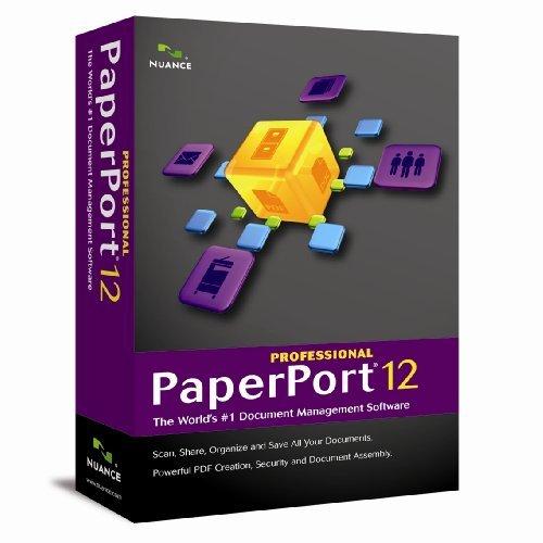 PaperPort Professional - (version 12 ) - ensemble complet - 1 utilisateur - Win - français