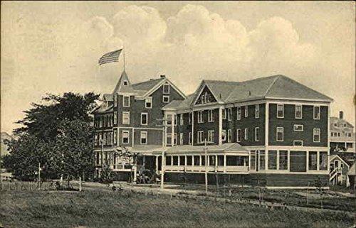 The Point Breeze Hotel Nantucket, Massachusetts MA Original Vintage Postcard