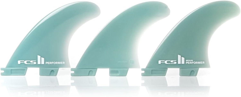 FCS II Performer Glass Flex Tri Fin Set