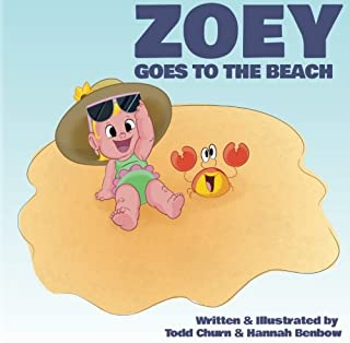 Zoey Goes To The Beach