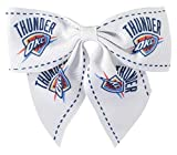 NBA Oklahoma City Thunder Women's Bow Hair Clip, One Size