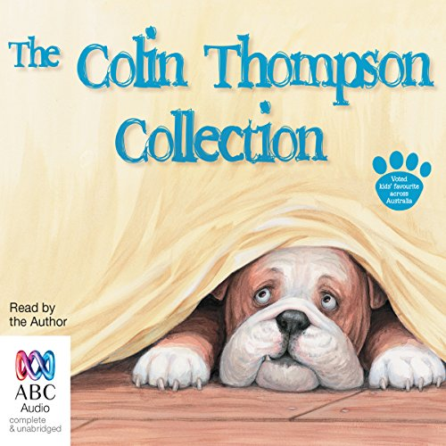 The Colin Thompson Collection audiobook cover art
