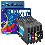 platinumserie 10cartuchos XXL compatible para Ricoh GC de 21Black cian Magenta Yellow
