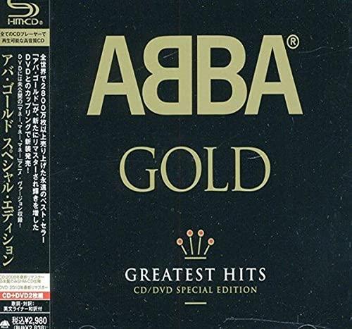 アバ・ゴールド CD/DVD スペシャル・エディション(SHM-CD)