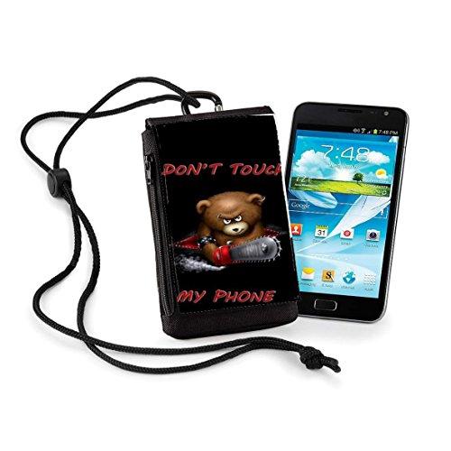 Mobilinnov Schutzhülle Doro Secure 580 IUP – Tasche mit Gürtelclip & Handschlaufe für Hals & Brieftasche