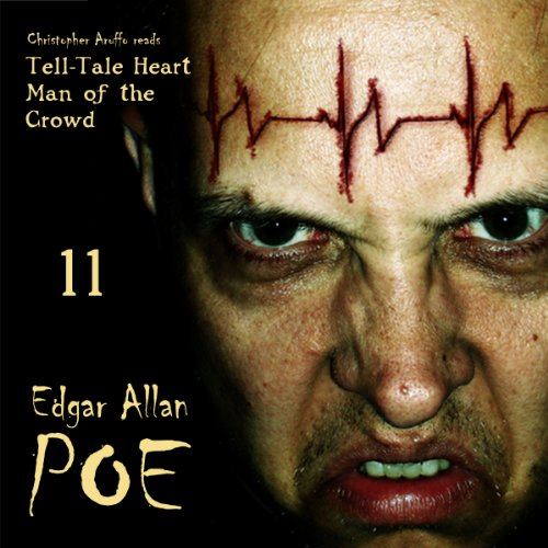 Edgar Allan Poe Audiobook, Collection 11 audiobook cover art