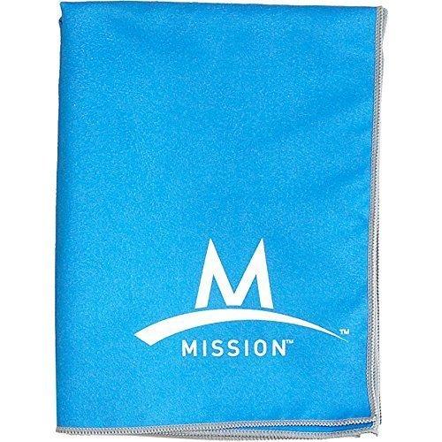 MISSION Enduracool Instant Cooling Towel, Blue