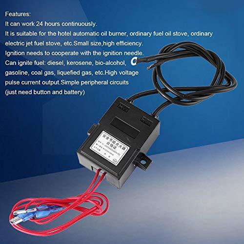Encendedor continuo simple ≥12 kV 1A-2A, inversor de generador de pulso pequeño...