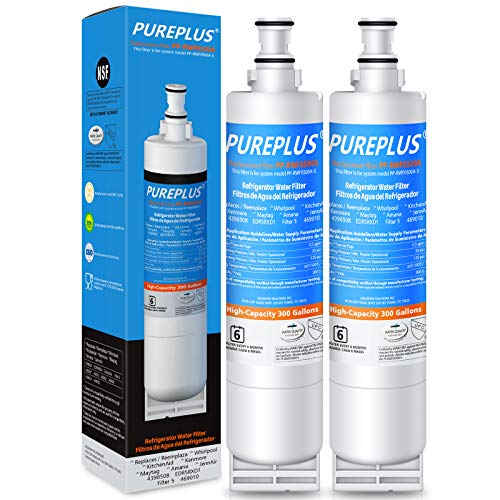 PUREPLUS 4396508 Water Filter Replacement for EDR5RXD1, EveryDrop...