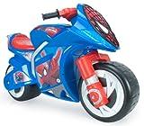 Spiderman Marvel INJUSA-Moto Correpasillos Neox XL con Asa de Transporte...
