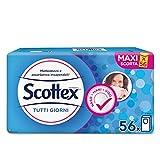 Scottex Fazzoletti Tutti i Giorni, 1 Confezione da 56 Pacchetti