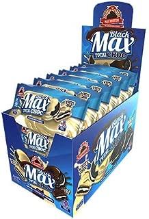Max Protein Black Max White Choco - 12x120 grs