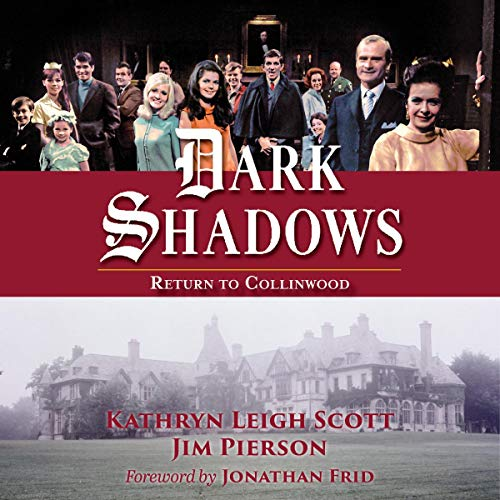 Page de couverture de Dark Shadows