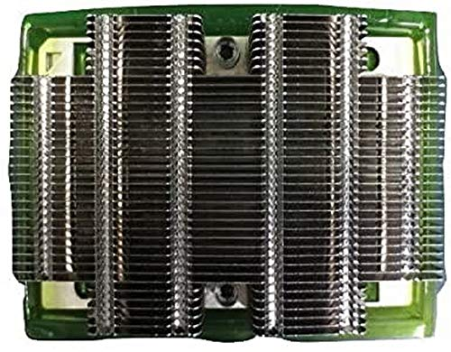 Dell 412-aamf Processor Heatsink – PC (Intel Xeon Processor, Heatsink, Fan, – Poweredge R640)