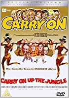 Carry on Up the Jungle [DVD]