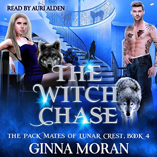 The Witch Chase Audiobook By Ginna Moran cover art