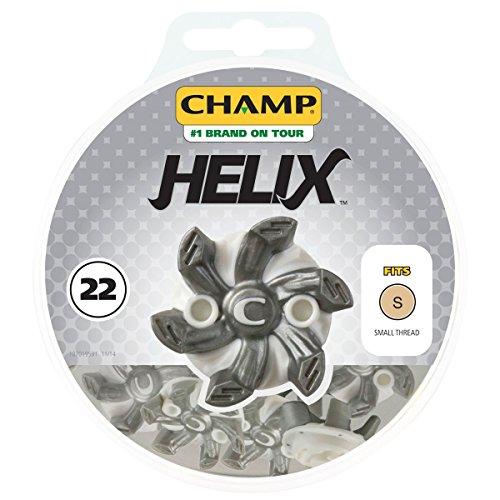 CHAMP Helix Standard Golf Spikes 22 Stück