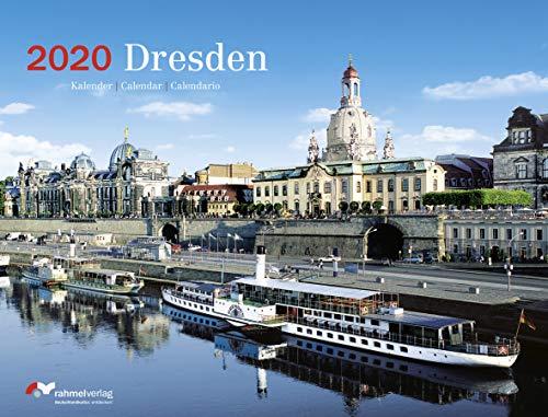 Kalender Dresden 2020