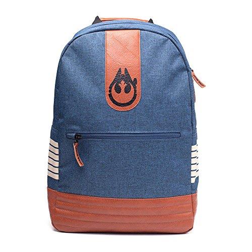 Star Wars Daypack, Blau - blau, BIO-BP304114STW