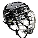 Bauer React 75 Combo Helmet, size:L;Farbe:schwarz...